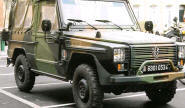 Peugeot P4 French Light Military Vehicle